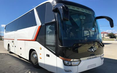Заказ автобусов по Сочи