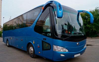 Заказть автобус в Сочи