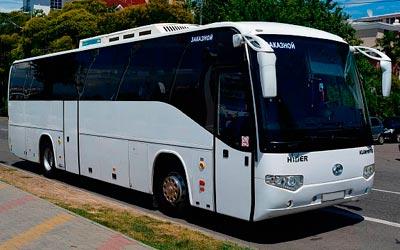 Заказать автобус в Сочи с водителем