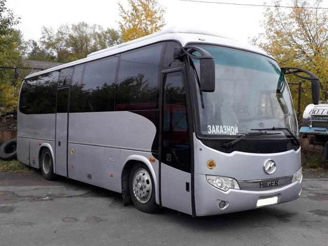 Аренда автобуса на 30 мест в Сочи