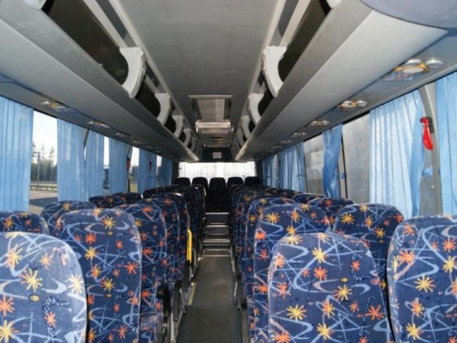 Аренда автобуса Yutong на 45 мест в Сочи