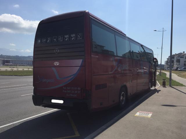 Аренда автобуса Mercedes 55 мест в Сочи