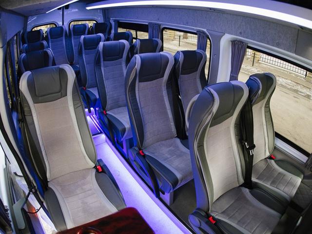 Аренда Ford Transit с водителем в Сочи