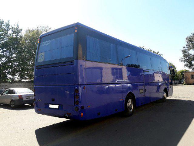 Аренда автобуса VOLVO 50 мест в Сочи