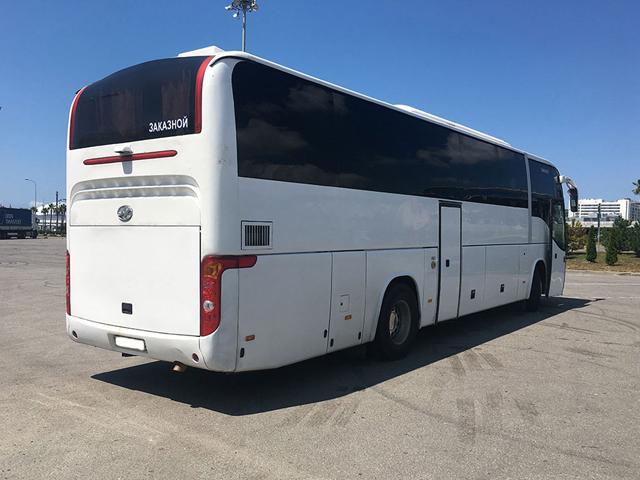 Аренда автобуса HIGER на 52 места в Сочи