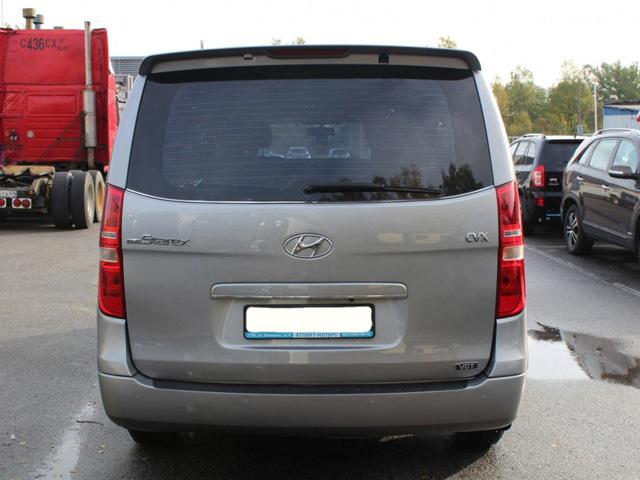Аренда Хендай Гранд Старекс с водителем в Сочи