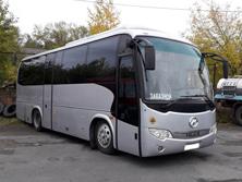 Автопарк автобусов Сочи